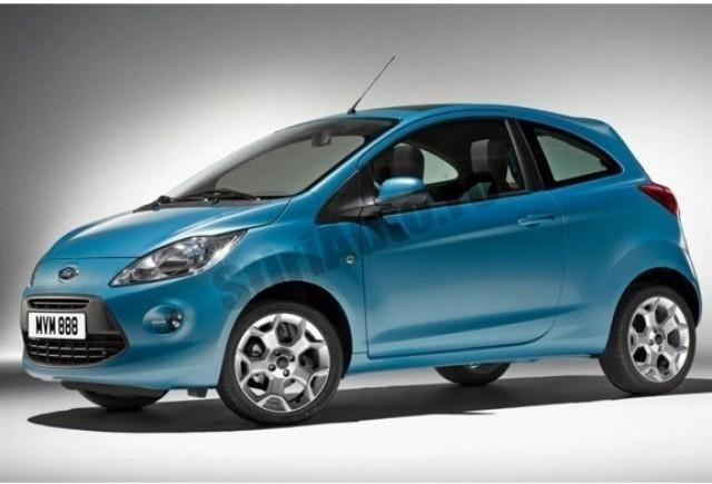 Ford va sta pe plus in Europa si in 2009