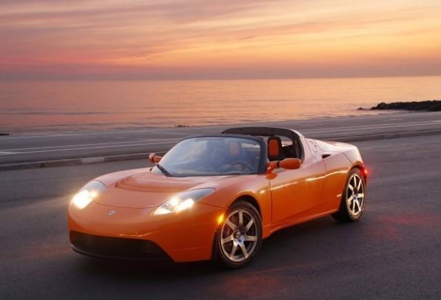 Porsche - Un alt client Tesla Motors!