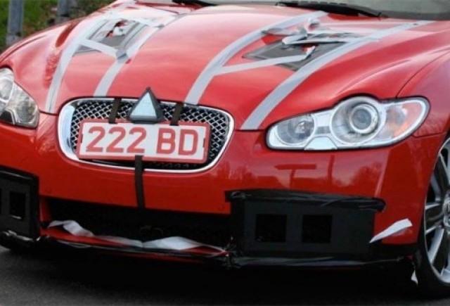 Jaguar XF-R - Aproape de finalizare!