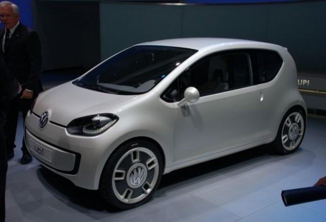 Volkswagen Chico - Calea rapida spre productie!
