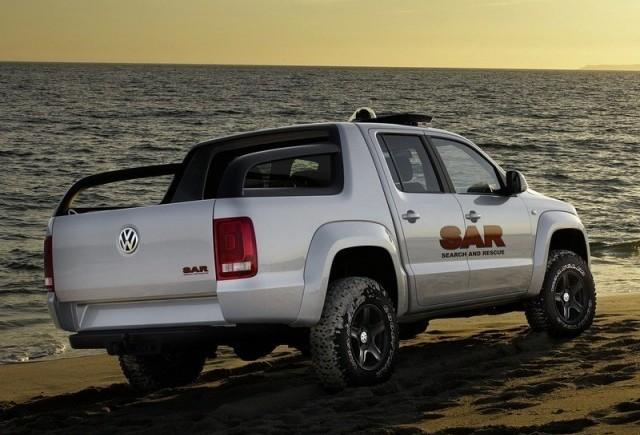 Volkswagen Pickup Concept - Reimprospatandu-ne memoria