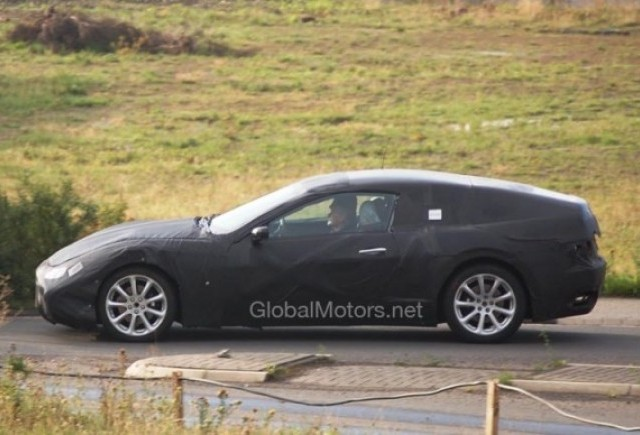Maserati GranTurismo Spyder - O noua opera marca Pininfarina!