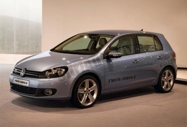 Volkswagen Golf 6 primeste o versiune hibrida
