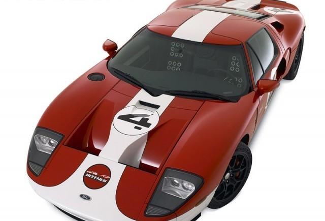 Ford GT de la Heffner - Editia Camilo Pardo