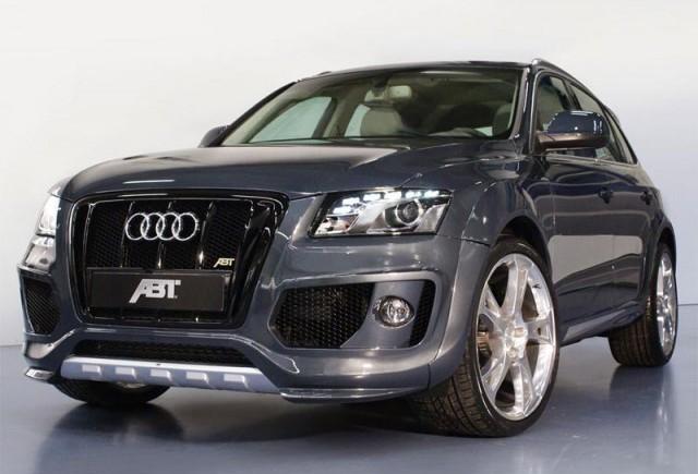 ABT Audi Q5 - Dezvelire prematura!