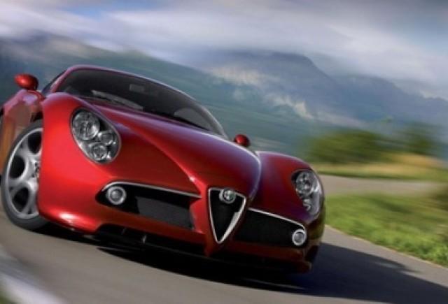 Prima Alfa 8C Competizione ajunge in SUA