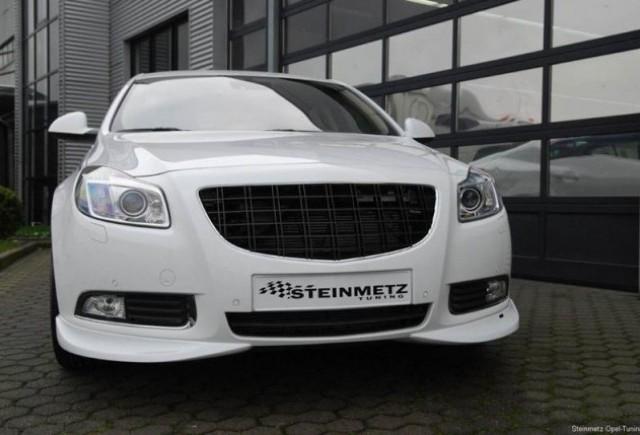 Opel Insignia via STEINMETZ - Pe urmele celor de la Irmscher