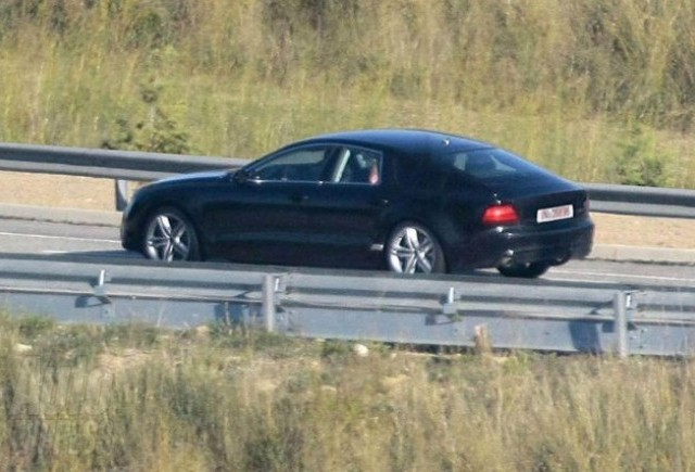 Audi A7 imagini-spion