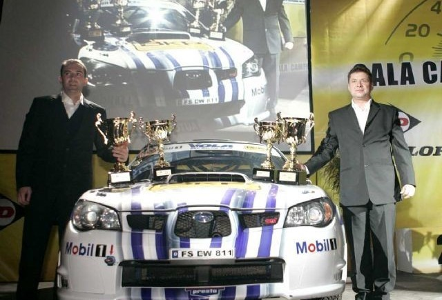 Scandal in Federatia Romana de Automobilism Sportiv