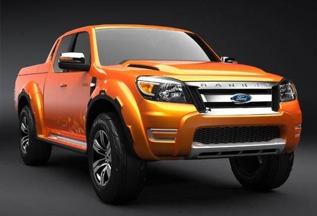 Ford prezinta conceptul Ranger Max la Motor Expo Thailanda