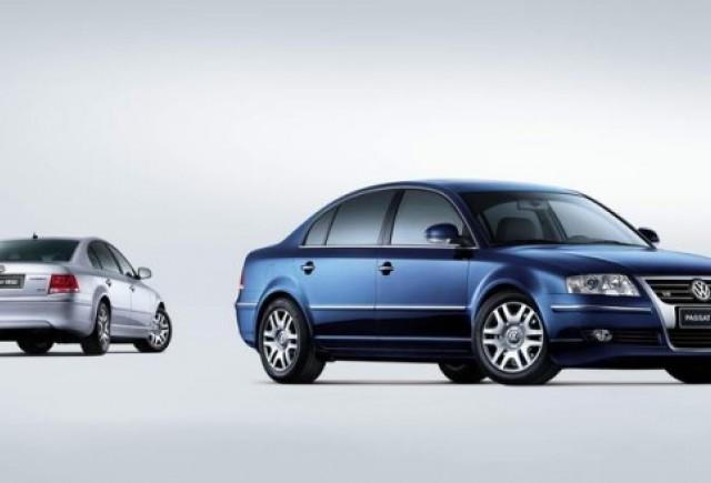 Volkswagen a lansat un Passat pe hidrogen