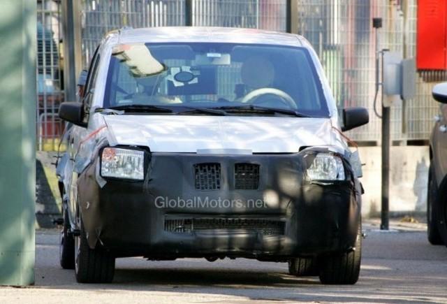 Mica dar jucausa - Lancia Ypsilon 2011