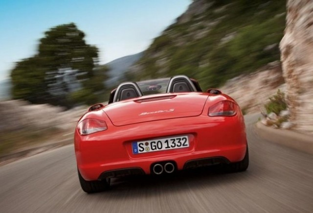 Vanzarile Porsche in America de Nord au scazut cu 46 %
