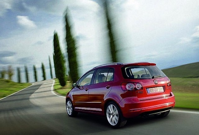 Volkswagen Golf Plus VI prezentat la salonul auto de la Bologna