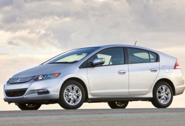 Honda Insight Hybrid - Lansare anuntata!