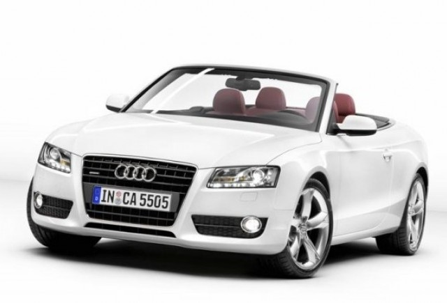 Audi A5/S5 Cabriolet - Un aperitiv informational!