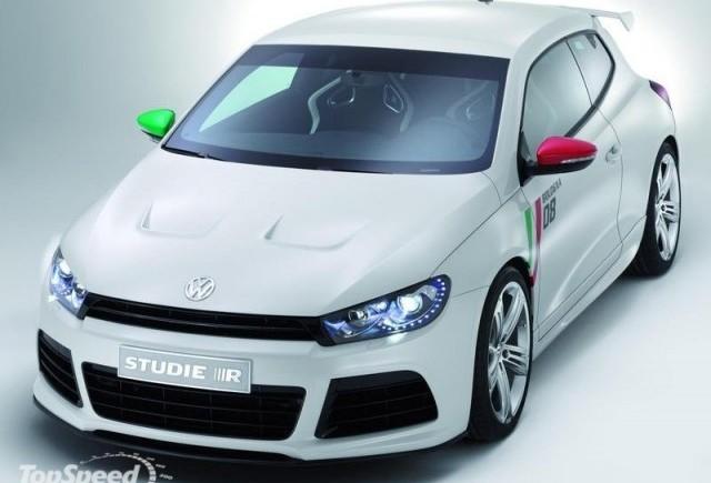 2009 Volkswagen Scirocco Study R
