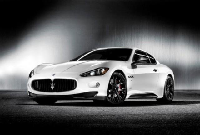 2009 Maserati MC Sport Line