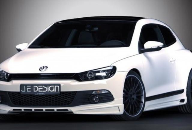 JE Design tuning pentru Volkswagen Scirocco