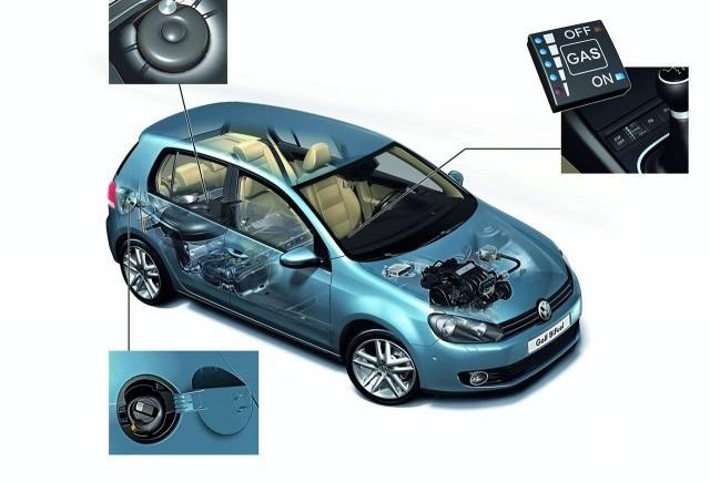 Volkswagen Golf BiFuel - O solutie ingenioasa!