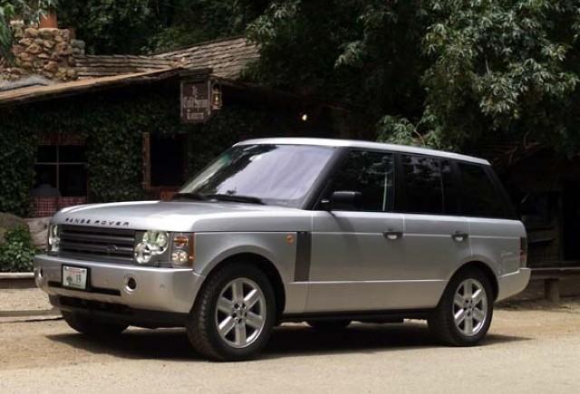 Land Rover cheama inapoi 20.000 de Range Rovere pentru reparatii