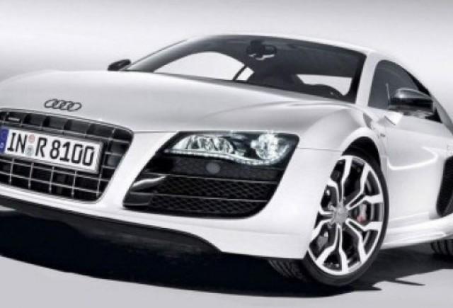 Audi R8 V10 - Mai rapida ca niciodata