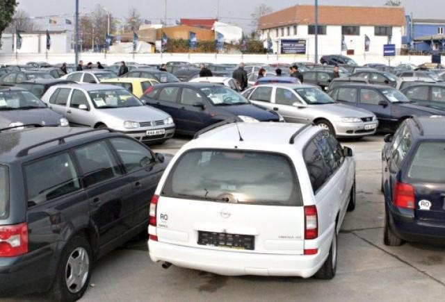 Taxa auto a fost triplata luni, odata cu publicarea in Monitorul Oficial a ordonantei Guvernului