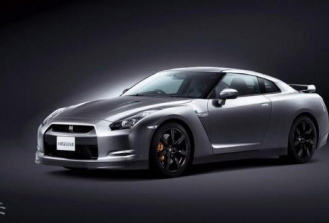 Nissan GT-R lansat in Europa cu un surplus de 5CP