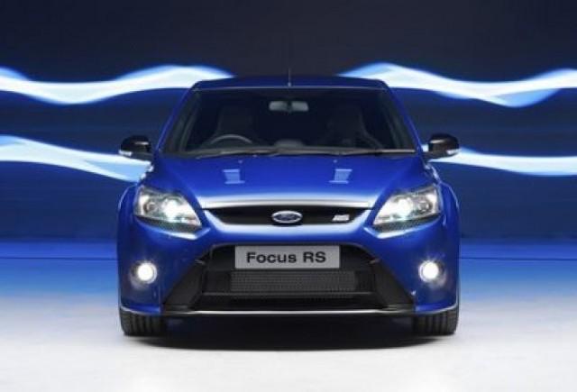Descatusat in sfarsit - Noul Focus RS