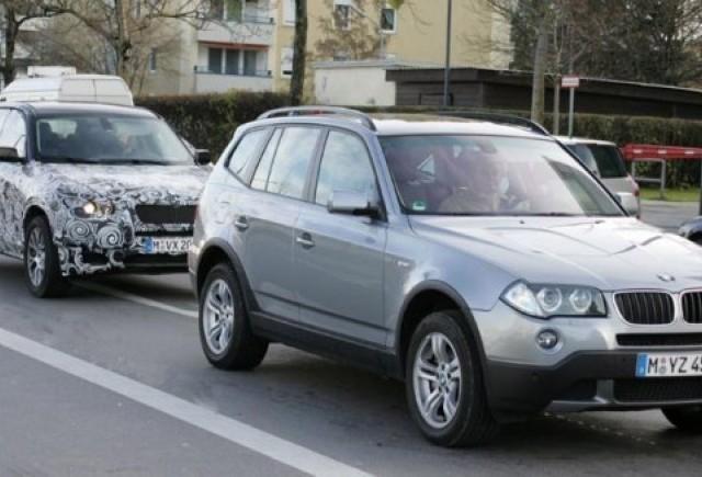 BMW X3 - Nou si vechi