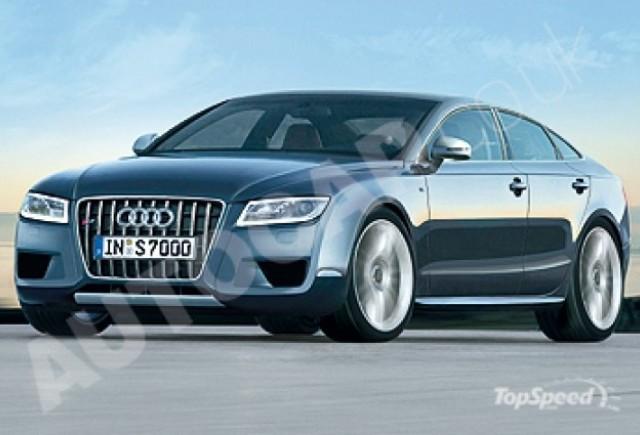 Noul Audi A7?