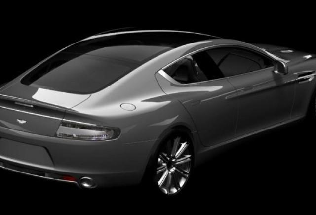 Eleganta britanica in ritm de mars - Aston Martin Rapide