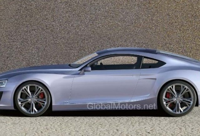 Audi R6 - Potential candidat!