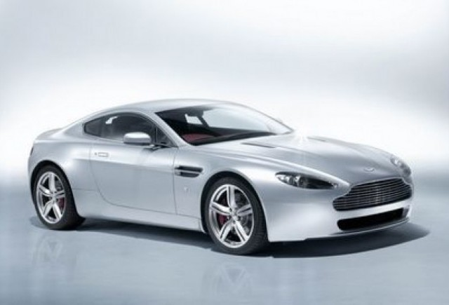 Pachet sport pentru Aston Martin Vantage