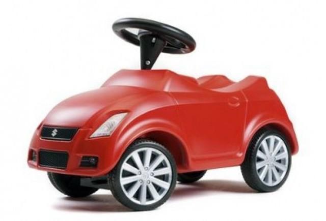 Suzuki Swift Junior - cadou pentru cei mici