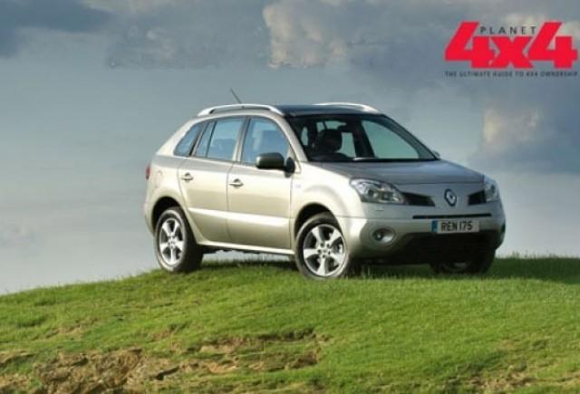 Renault Koleos invingator!