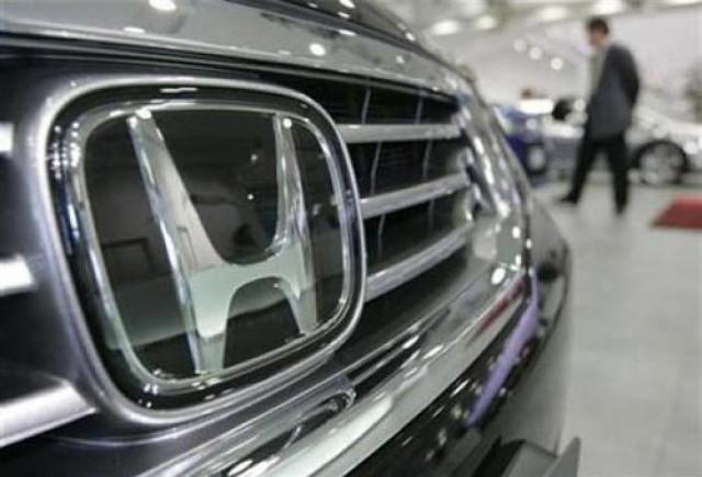 Honda anunta reduceri ale productiei