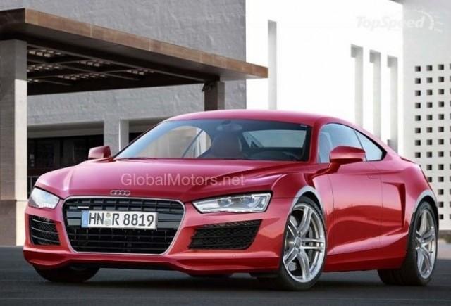 Audi R6 - fratele mai mic al lui R8?
