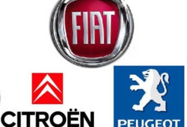 Gigantii europeni Fiat si Peugeot/Citroen fuzioneaza ?