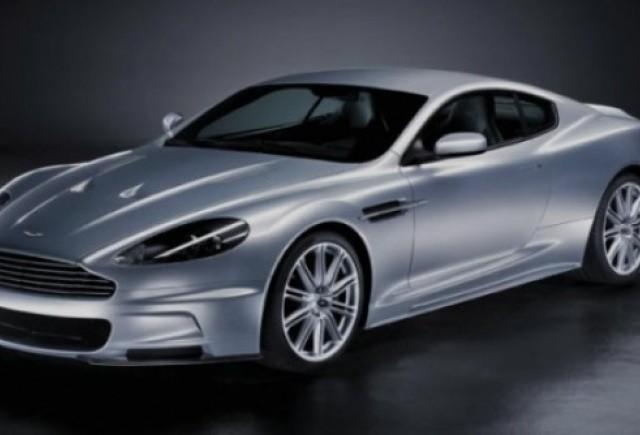 O parte din actiunile Aston Martin puse la vanzare!
