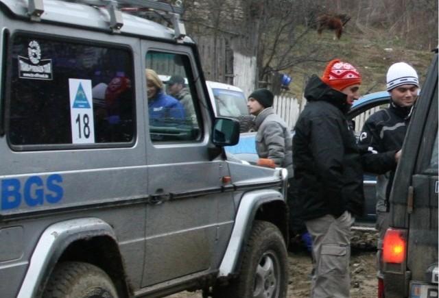 Off-Road cu scop umanitar