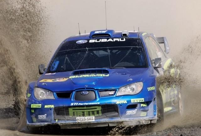 Subaru se retrage din Campionatul Mondial de Raliuri