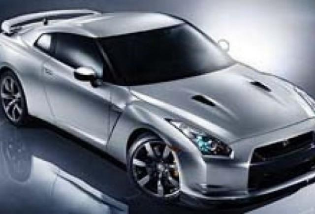 Nissan GT-R de 700 CP!