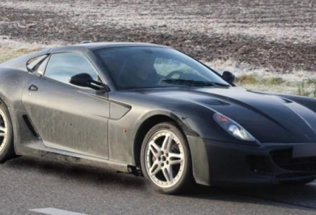 Ferrari lucreaza la un nou model, sa fie Ferrari Dino ?