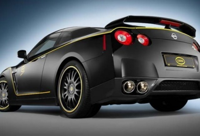 Un nou pachet de tuning pentru Nissan GT-R!