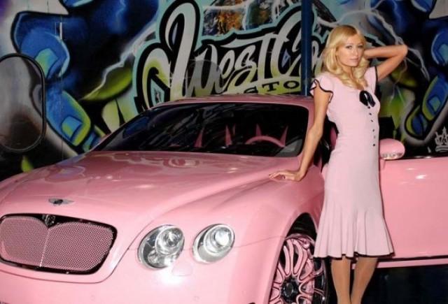 Adevarata masina condusa de Barbie?