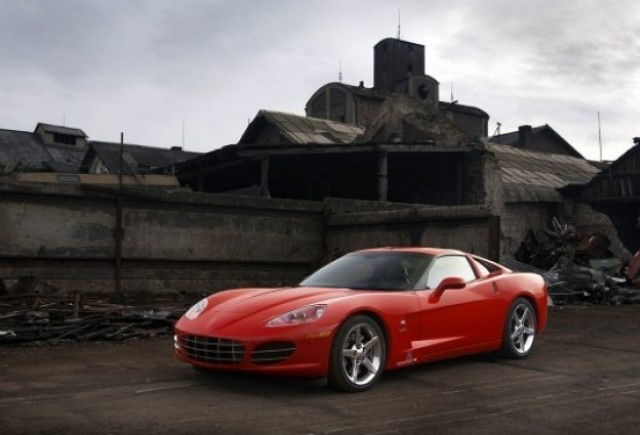 Innotech Chevrolet Corvette! - Performanta americana cu un aer european!