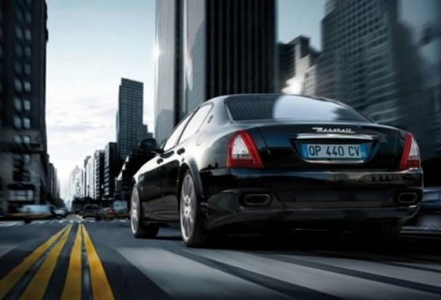 Maserati Quattroporte GT S - Doua pasari cu o piatra!