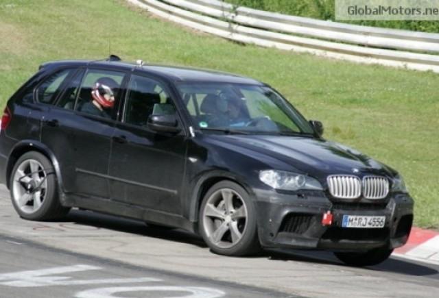 Test cu BMW X5 M!