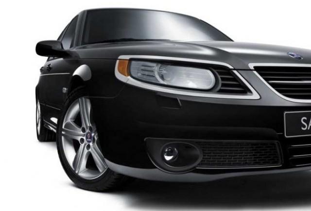 Saab 9-5 Griffin Edition - Sobru si nervos
